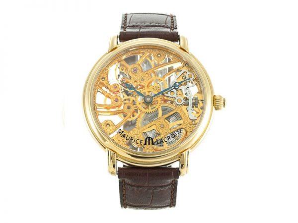 Часы Maurice Lacroix Masterpiece MP7208-SS001-001-2