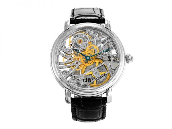 Часы Maurice Lacroix Masterpiece MP7208-SS001-001