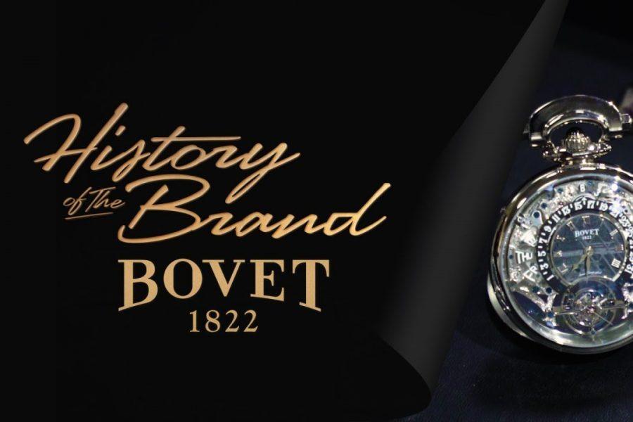 Наручные часы Bovet