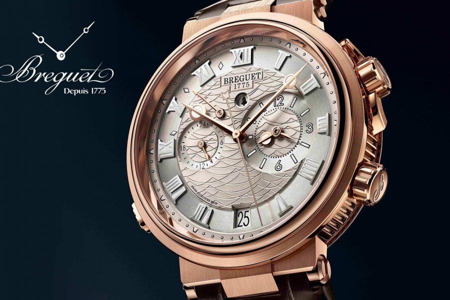 Наручные часы Breguet.