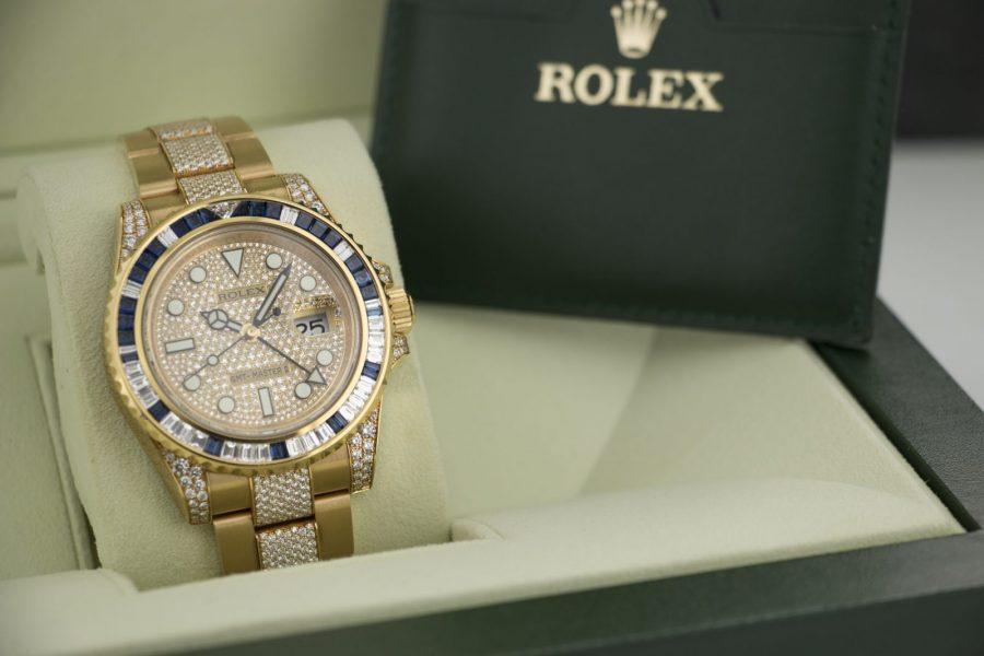 Rolex — значит точность