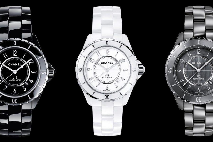Купить часы Сhanel
