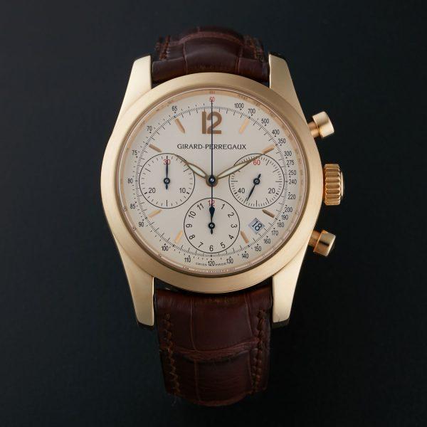Мужские часы Girard Perregaux F1-2000 Chronograph